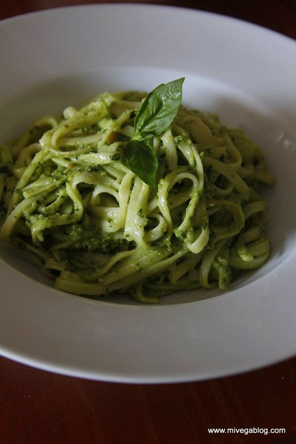 pesto vegan